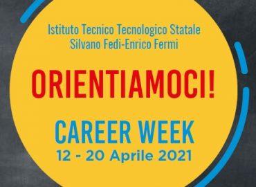 Logo Career Week